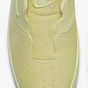 Nike Shoes - NIKE  Sage green women's Air Force 1
